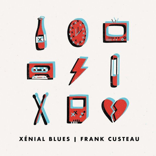 Xénial Blues by Frank Custeau Image