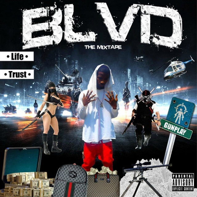 Blvd the Mixtape