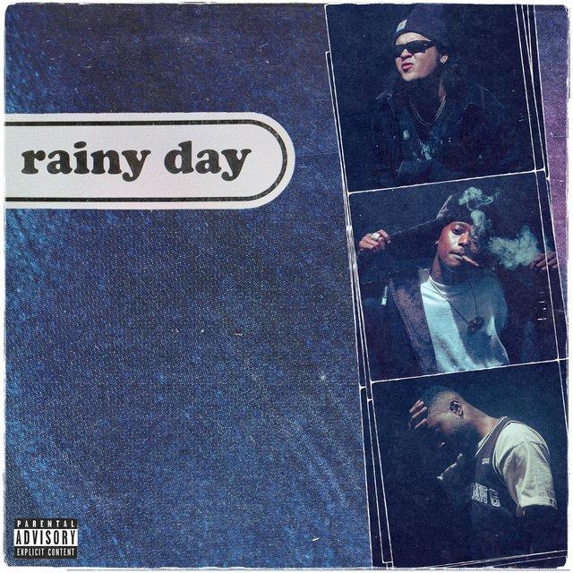 Cover art for album Rainy Day (feat. Isaiah Rashad & Buddy) by Zacari