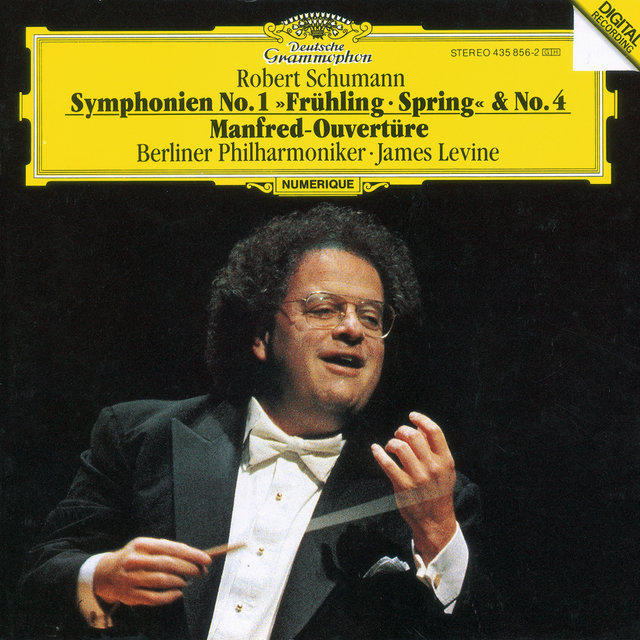 Schumann: Symphonies No.1 In B Flat Major, Op. 38