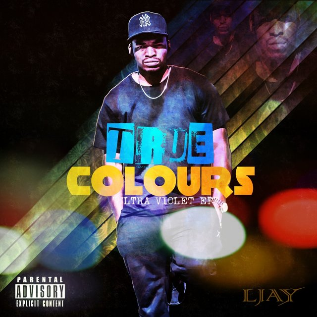 True Colours Ultra Violet Ep
