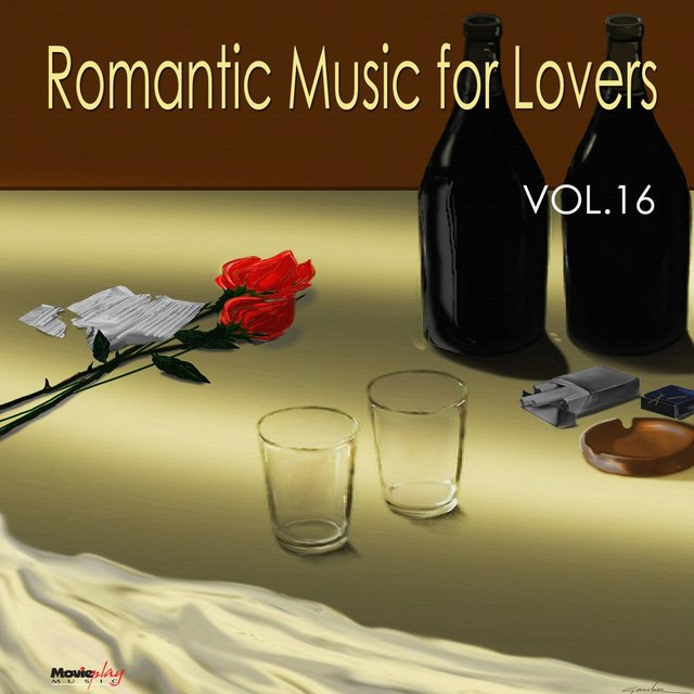 Romantic Music for Lovers, Vol. 16