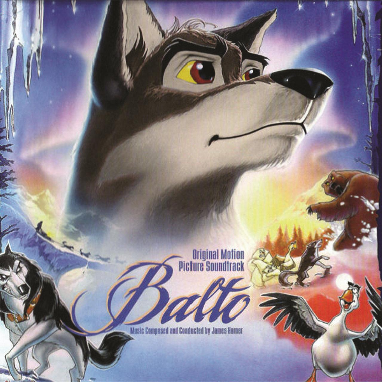 balto original motion picture soundtrack james horner tidal
