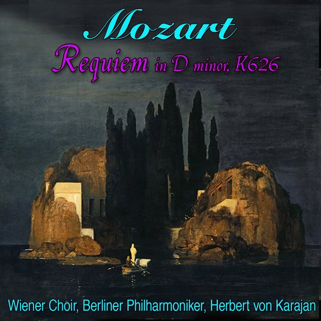 Mozart, Requiem in D minor, K 626