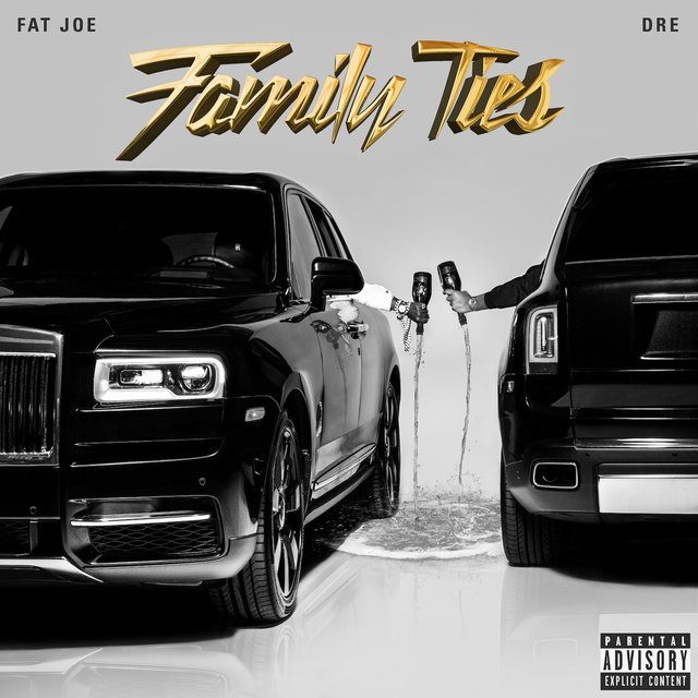 Cover art for album Family Ties by Fat Joe, Dre