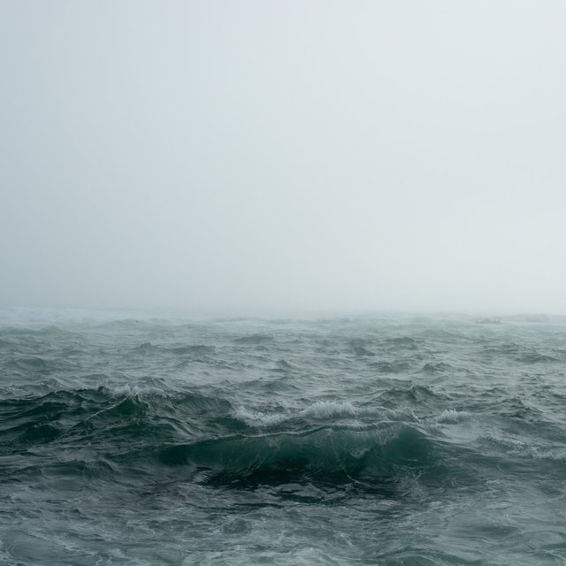 Therapeutic Sounds | Thunderstorm Ocean