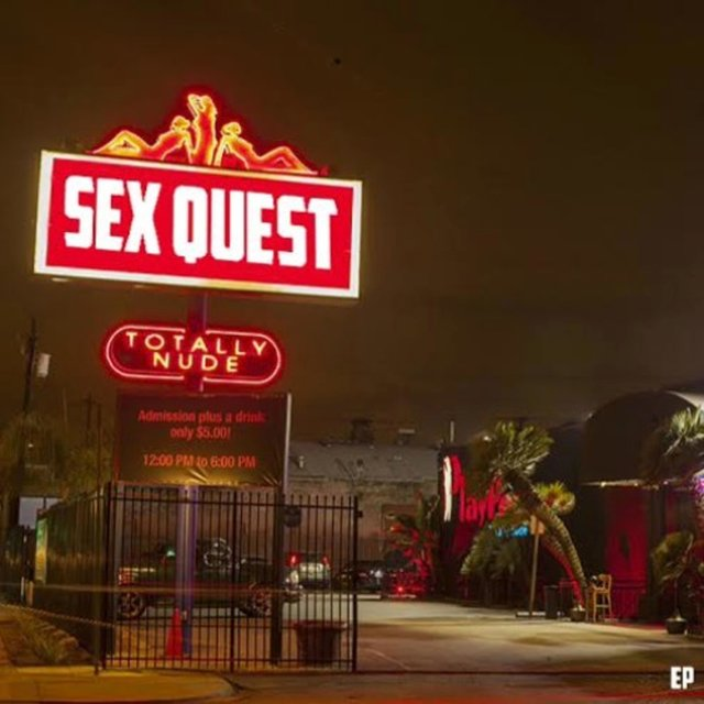 Cover art for album Sex Quest by SPEAK, Caleb Stone