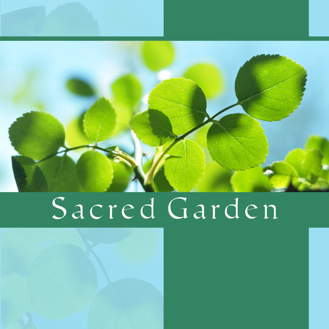 Sacred Garden – Temple of Peace and Deep Calm, Tibetan Buddhist Meditation, Soothing Music, Spiritual Enlightenment