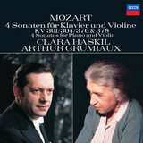 Mozart: Sonata for Piano and Violin in B flat, K.378 - 1. Allegro moderato