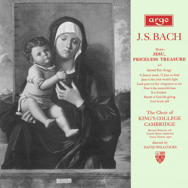 Bach, J.S.: Jesu, Priceless Treasure