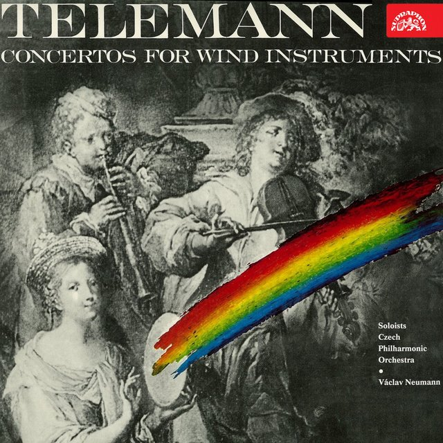Telemann: Concertos for Wind Instruments