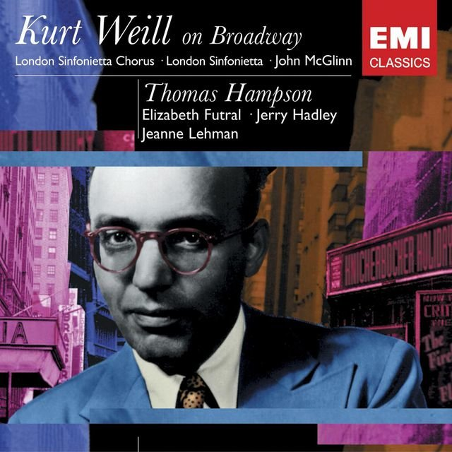 Kurt Weil On Broadway: Thomas Hampson