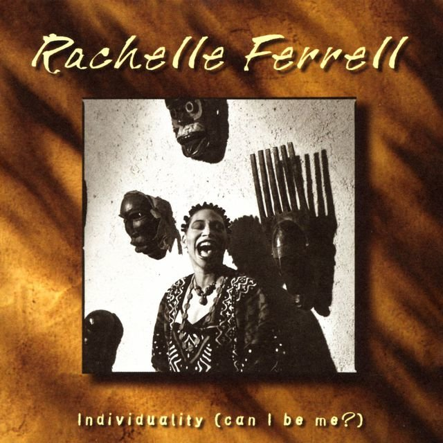Cover art for album  by Rachelle Ferrell