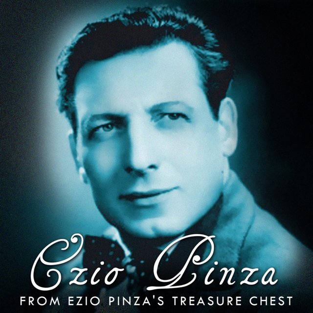 From Ezio Pinza's Treasure Chest