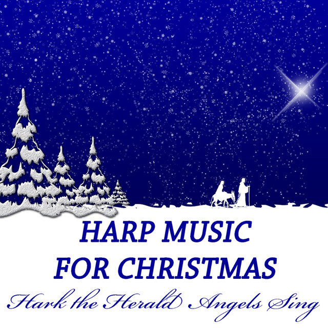 Harp Music for Christmas - Hark the Herald Angels Sing