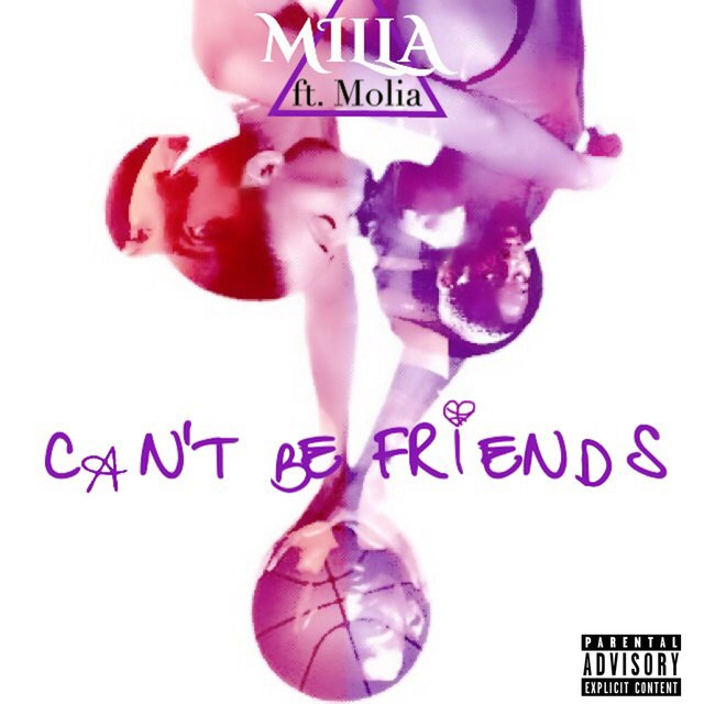 Can't Be Friends (feat. Molia) - Single
