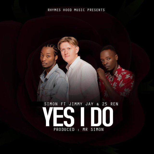 Yes I Do (feat. Jimmy Jay & 25 Ren)