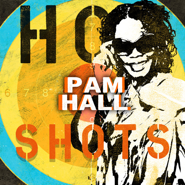 Pam Hall - Reggae Hot Shots