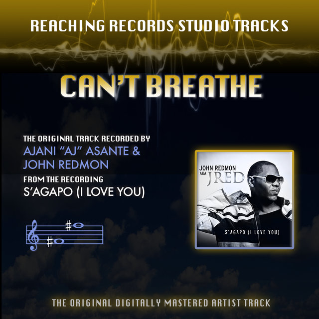Can't Breathe (Reaching Records Studio Tracks)