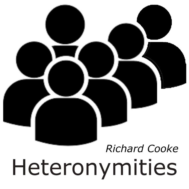 Heteronymities