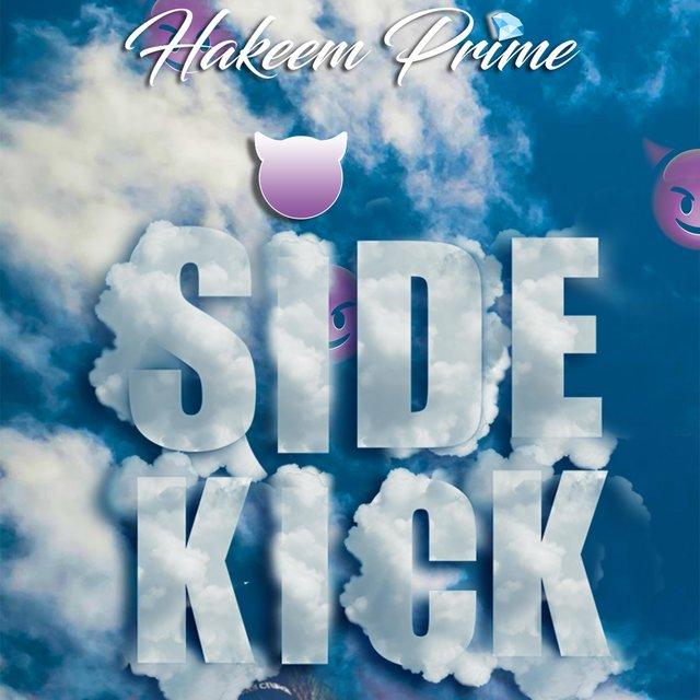 Cover art for album  by Hakeem Prime