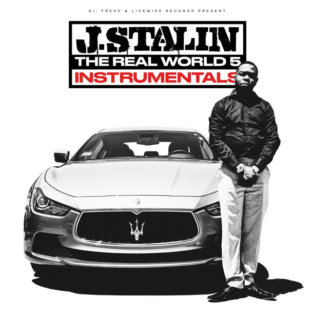 The Real World 5 Instrumentals