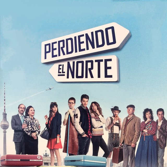 Perdiendo el Norte (Original Motion Picture Soundtrack)