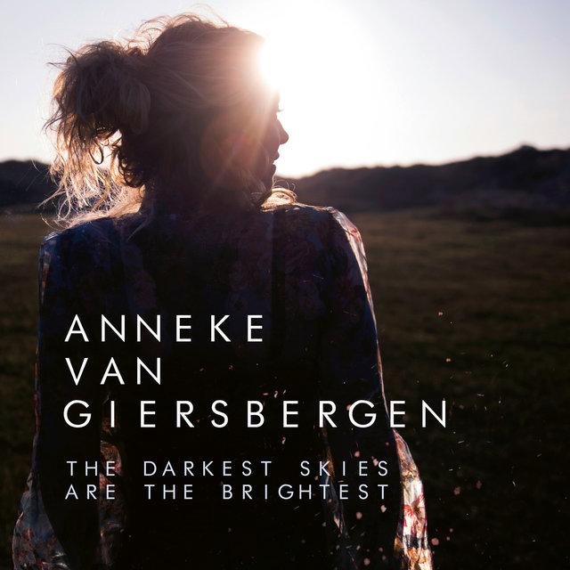 Cover art for album The Darkest Skies Are The Brightest by Anneke van Giersbergen