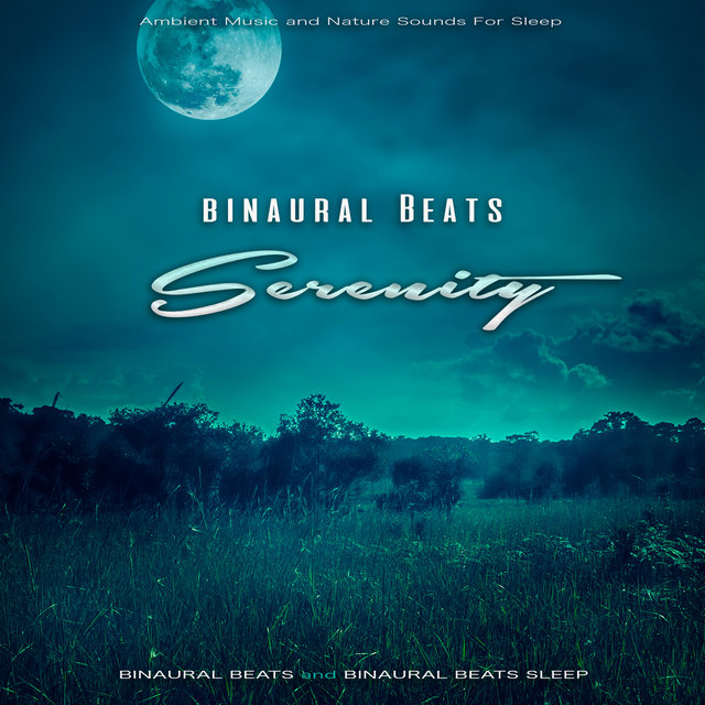 Binaural Beats Serenity: Ambient Music and Nature Sounds For Sleep