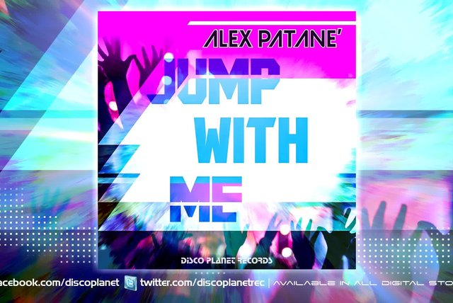 Alex Patane' - Jump With Me