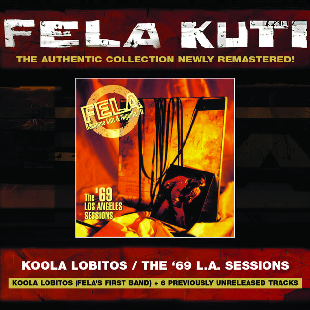 Koola Lobitos/The '69 L.A. Sessions