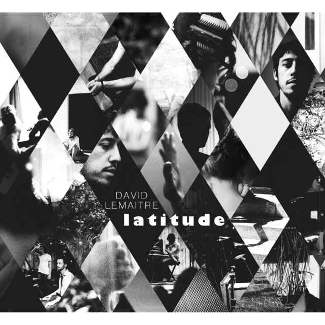 Cover art for album Latitude by David Lemaitre