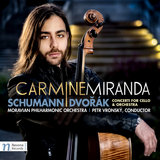 Cello Concerto in A Minor, Op. 129 (Cadenza by P. Fournier): I. Nicht zu schnell