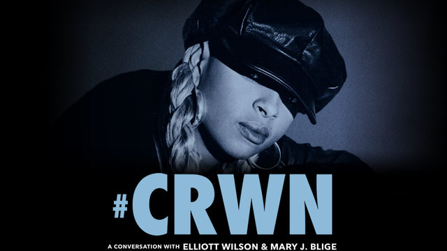 Cover art for album  by CRWN, Mary J. Blige