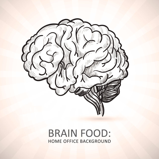 Brain Food: Home Office Background