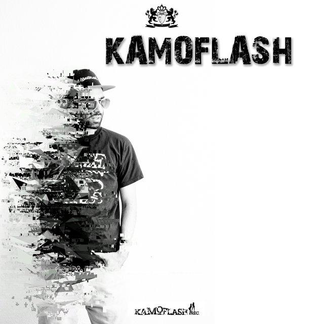 Cover art for album KaMoFlash by KAMOFLASH