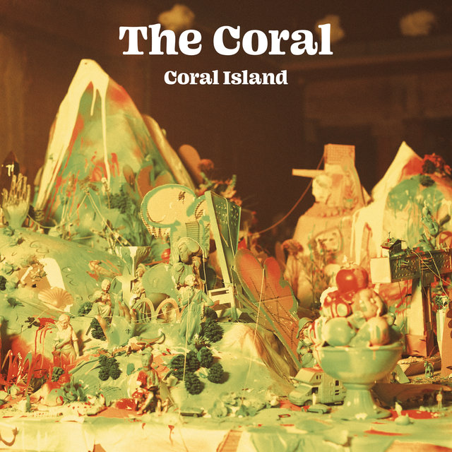 Cover art for album Coral Island by The Coral