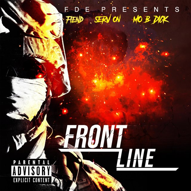 Frontline (feat. Serv on & Mo B. Dick)