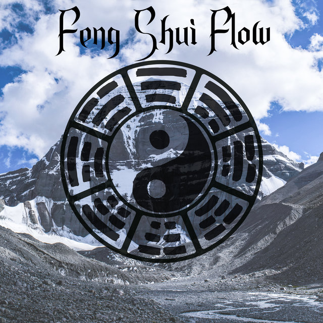 Feng Shui Flow - Feel the Divine Inner Energy and Meditate Deeply to Relax Your Body and Mind, Asian New Age Music, Astral Projection, Autogenic Training, Blissful State
