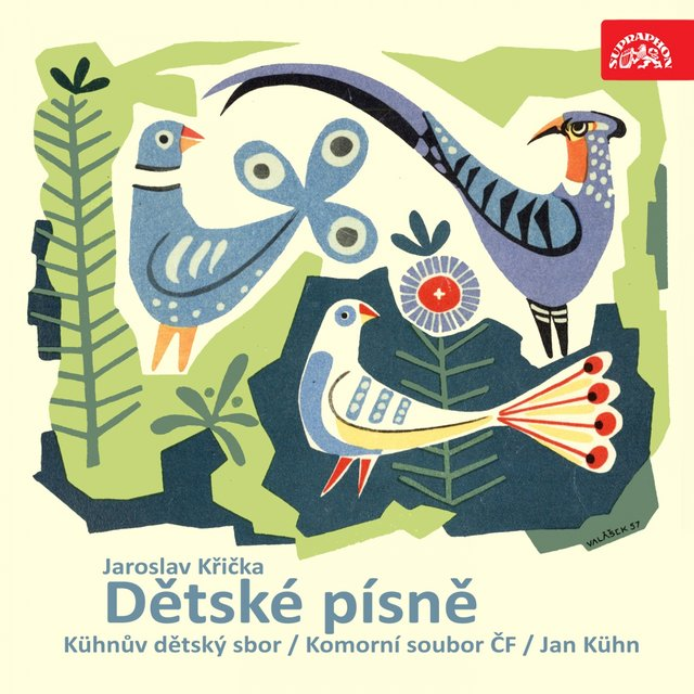 Křička: children songs