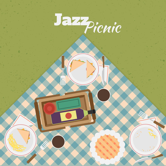 Jazz Picnic: Pleasant, Relaxing and Light Instrumental Music for a Picnic, Lunch or Time Outdoors