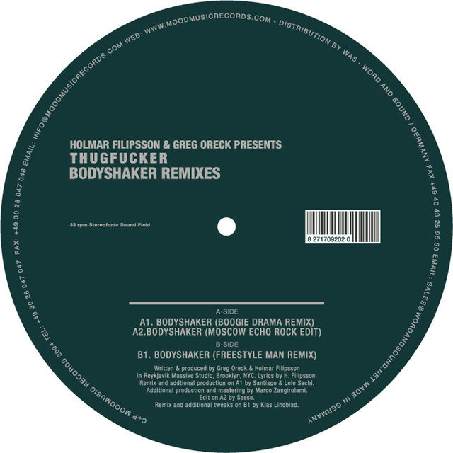 Bodyshaker Remixes