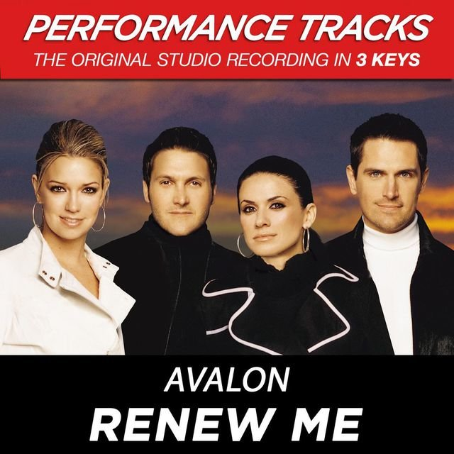Renew Me (Performance Tracks)