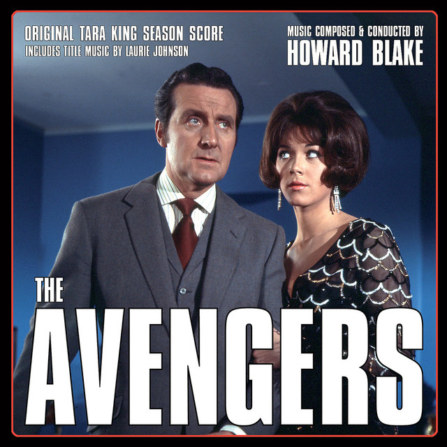 The Avengers 1968-1969 (Soundtrack from the TV Series)