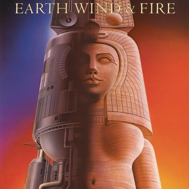 Cover art for album  by Earth, Wind & Fire