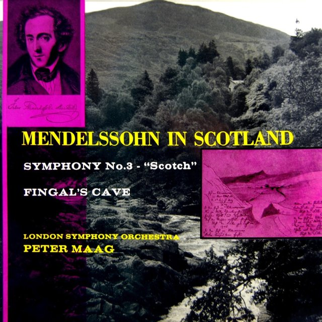 Mendelssohn In Scotland