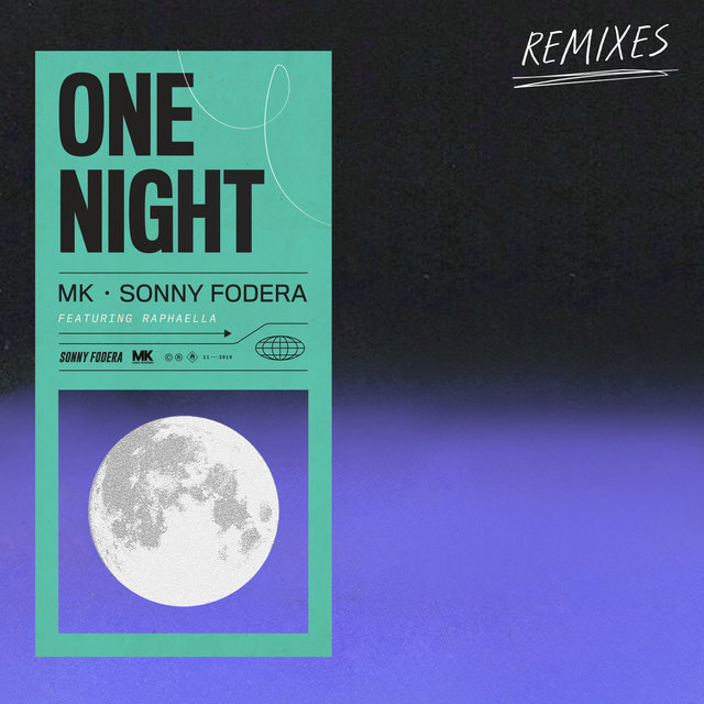 One Night (Remixes)
