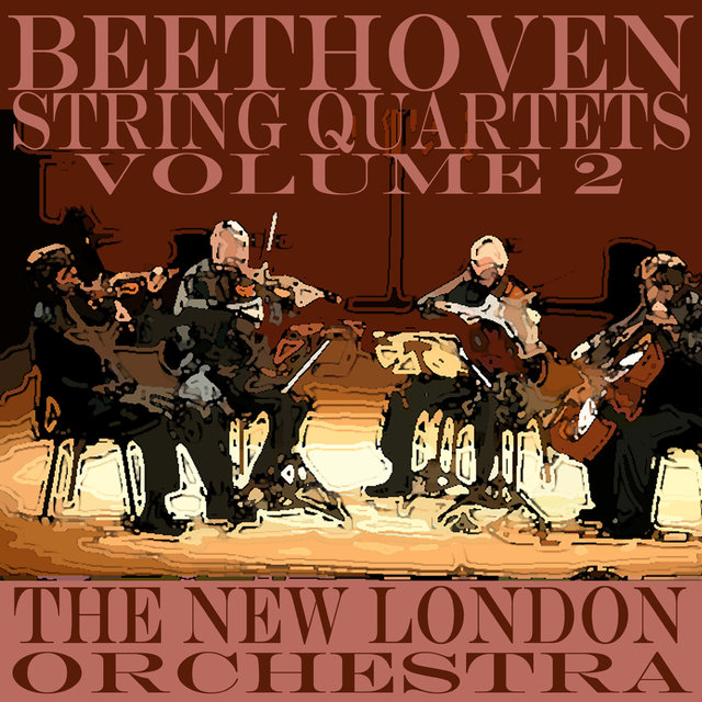 Beethoven String Quartets Volume Two