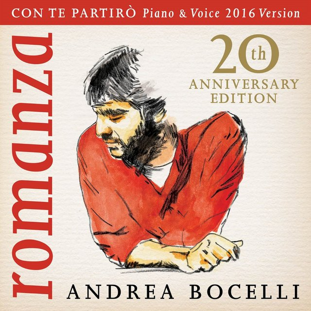Con te partirò (Piano & voice 2016 version)