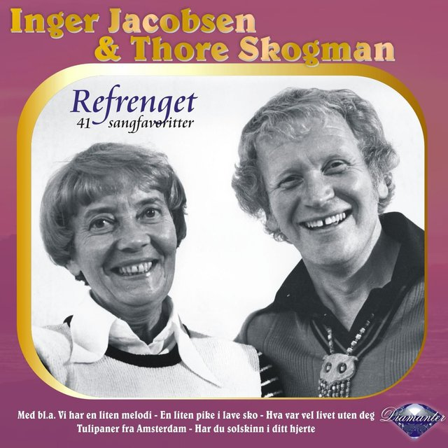 Diamanter - Refrenget